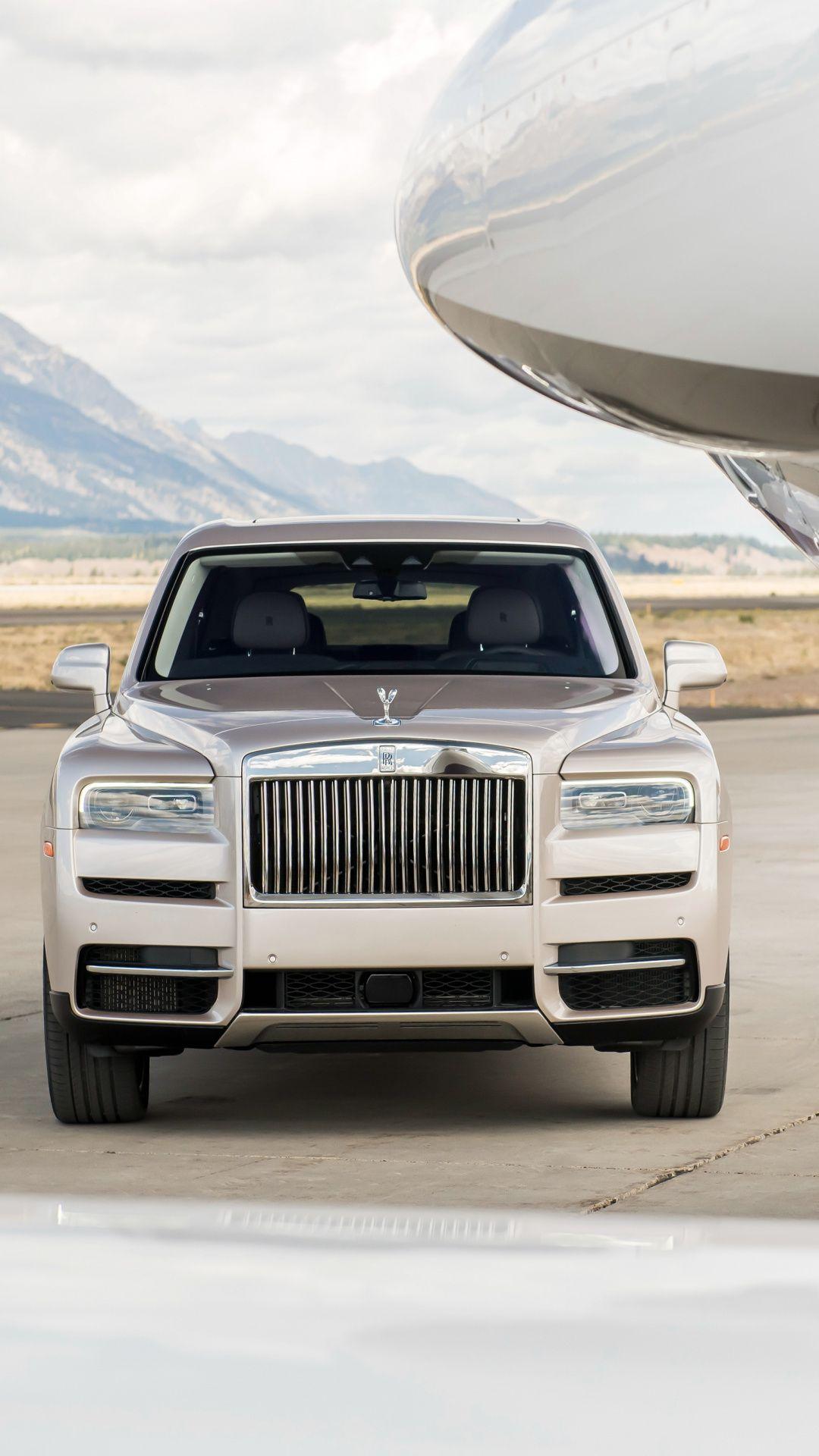 Downaload 2019 Rolls Royce Cullinan Luxury Vehicle Wallpaper For