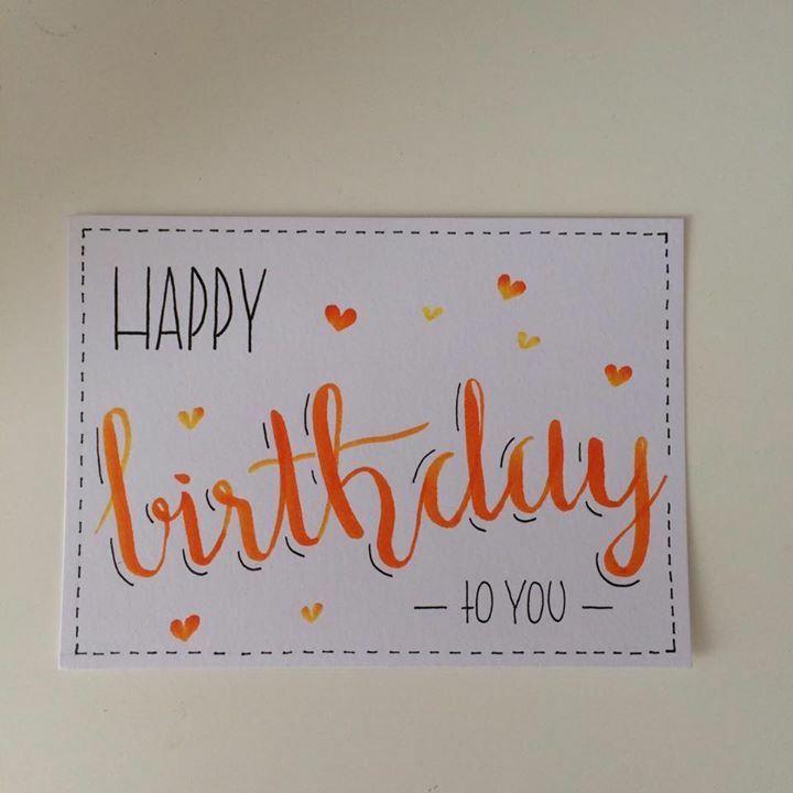 Birthday, jarig, hoera, feest