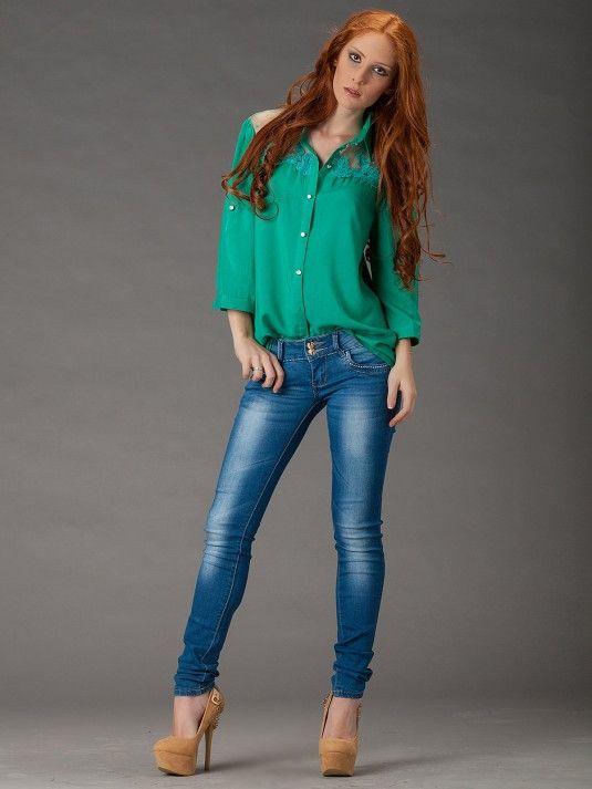 Aliexpress.com: Comprar Las mujeres Blusa de Encaje Blusas