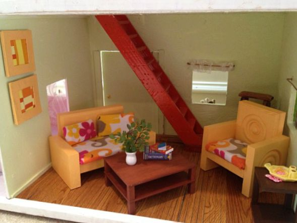 making doll furniture in wood. This Is A Great Tutorial If You Have Dollhouse In Your Classroom. Easy Way To Make Doll House Furniture. Making Furniture Wood D