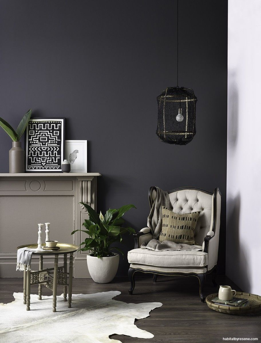 Black and white has been a classic interior colour combo for\u2026 well ...