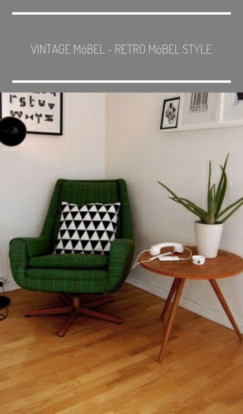 vintage möbel - retro möbel style #altbauwohnung industrial