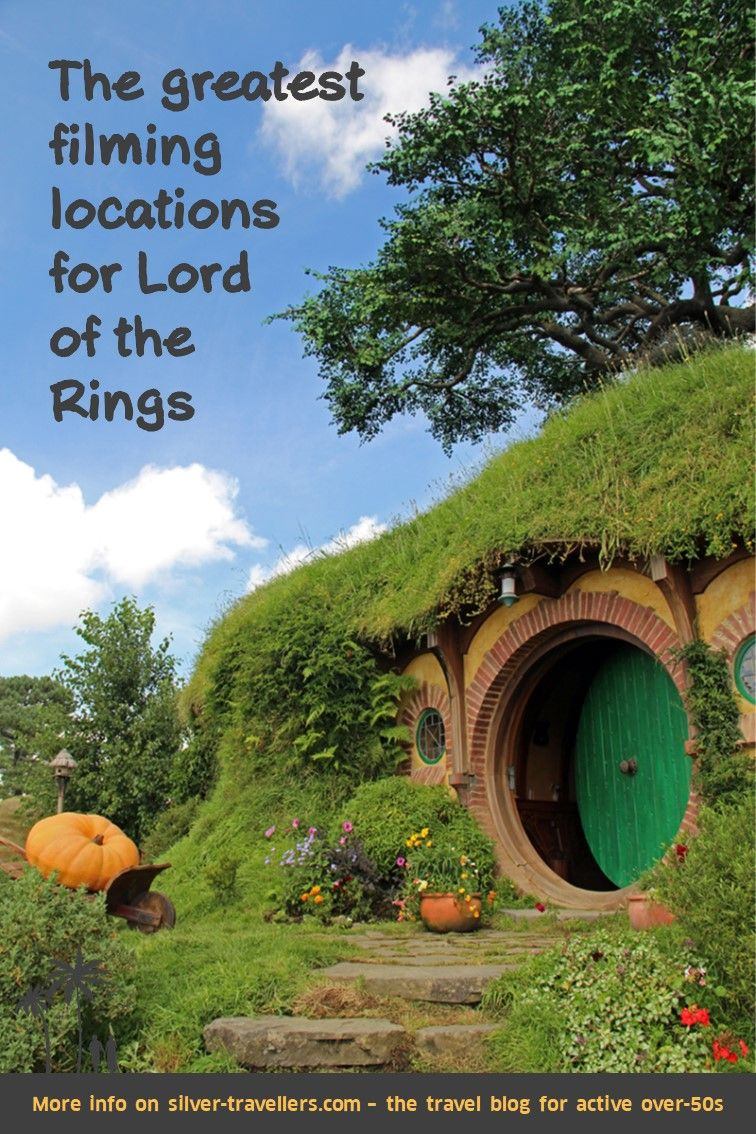The Filming Locations For Lord Of The Rings