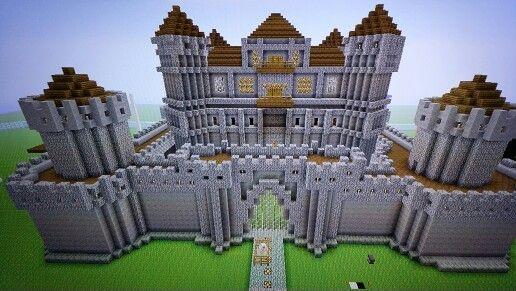 Minecraft Castle Xbox 360 Mine Craft Castle Xbox 360