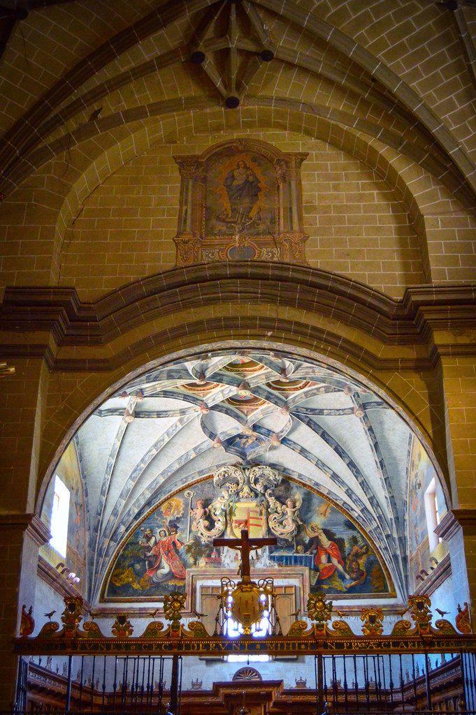 Catedral de Albarracin (Albarracin - Spain)