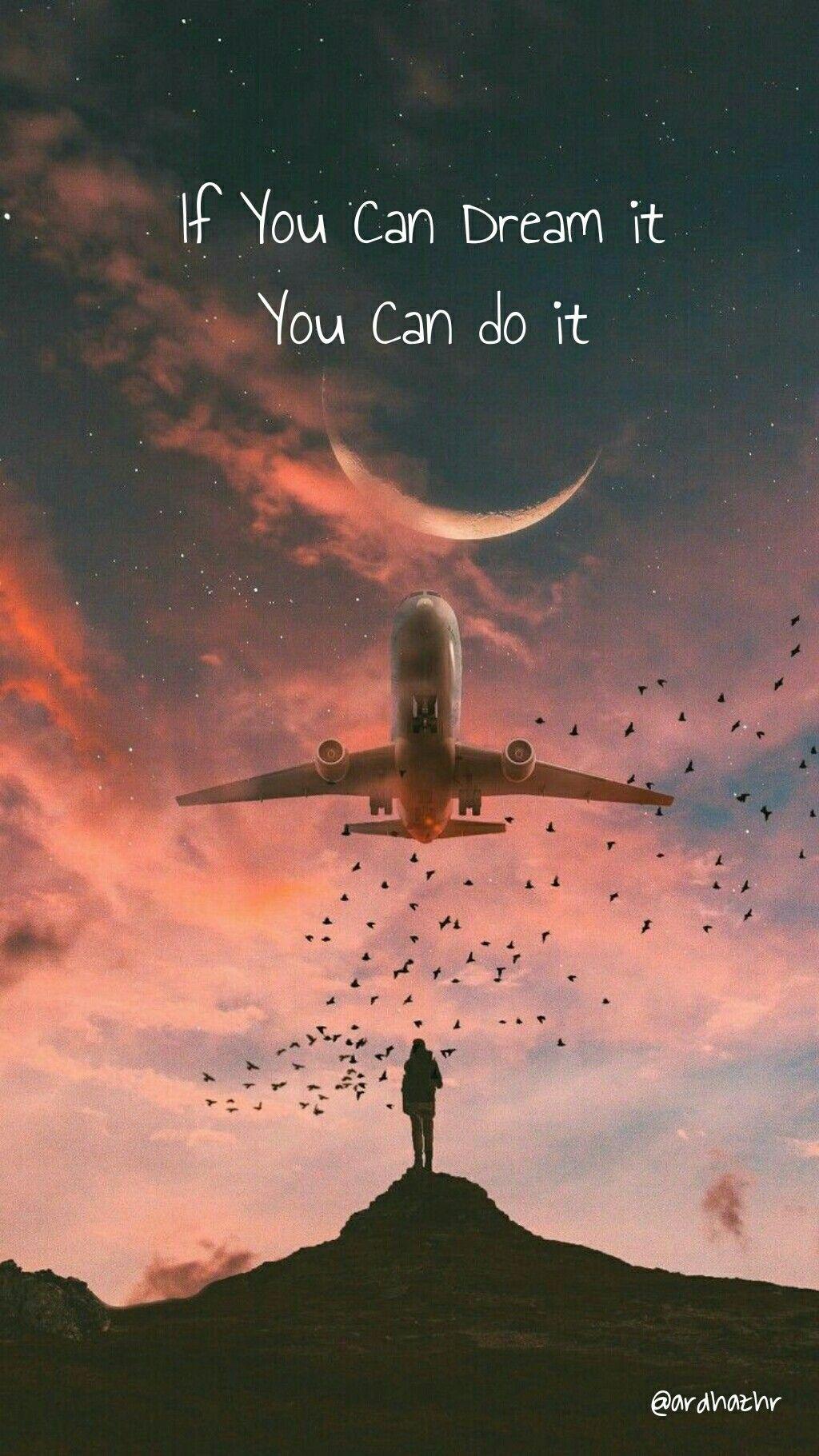 Quotes Wallpaper Aesthetic Dream Seni Airplane Wallpaper Wallpaper Quotes Pilot Quotes