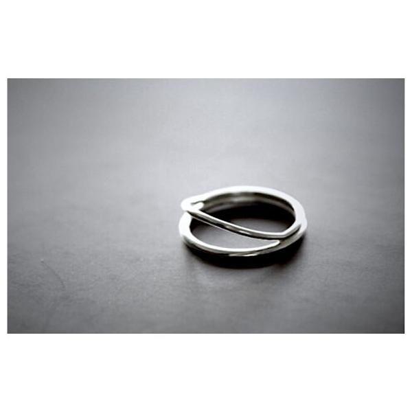 Lórien Ring by NUR - Silver/OX/Gold                         – VERA VEGA