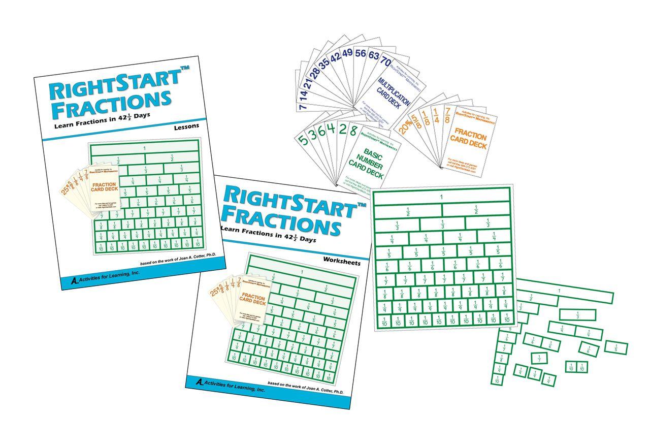 Rightstart Fractions Kit