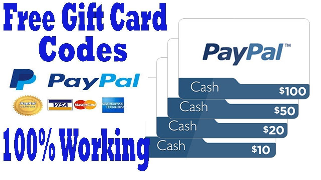 how to get a paypal card for free