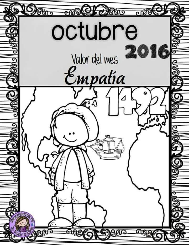 Portada Octubre 2016 Educación De Niños Actividades Para