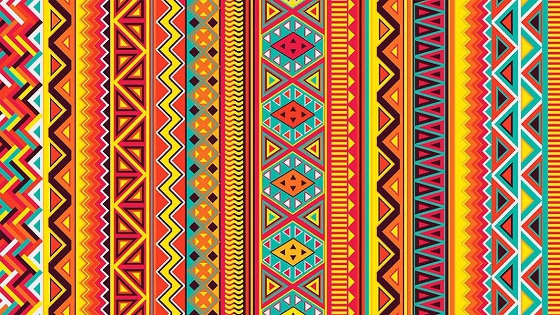 aztec pattern desktop wallpaper wallpaper aztec