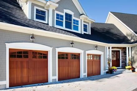 Pin By Meagen Coburn On Our First Craftsman Home Garage Door Styles Exterior Gray Paint Grey Exterior