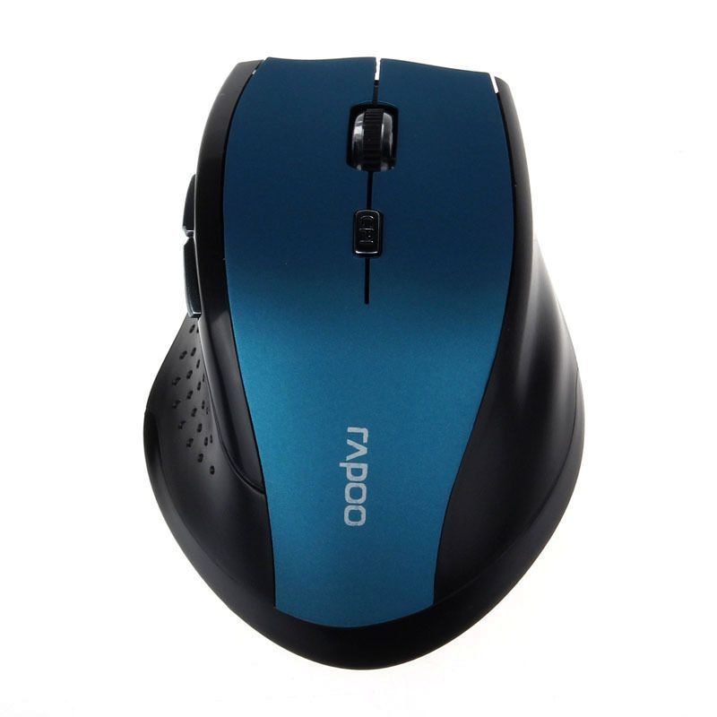 2.4GHz USB Wireless Optical Mouse Mice For Computer PC Laptop Gamer 6 Buttons