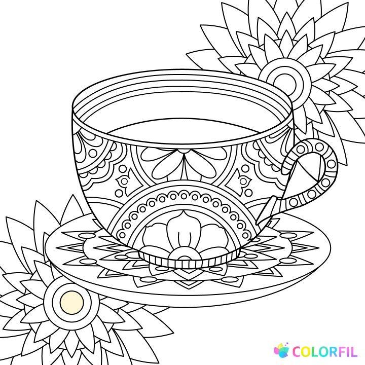 Increíble Lindo Caramelo Para Colorear Motivo - Dibujos Para ...
