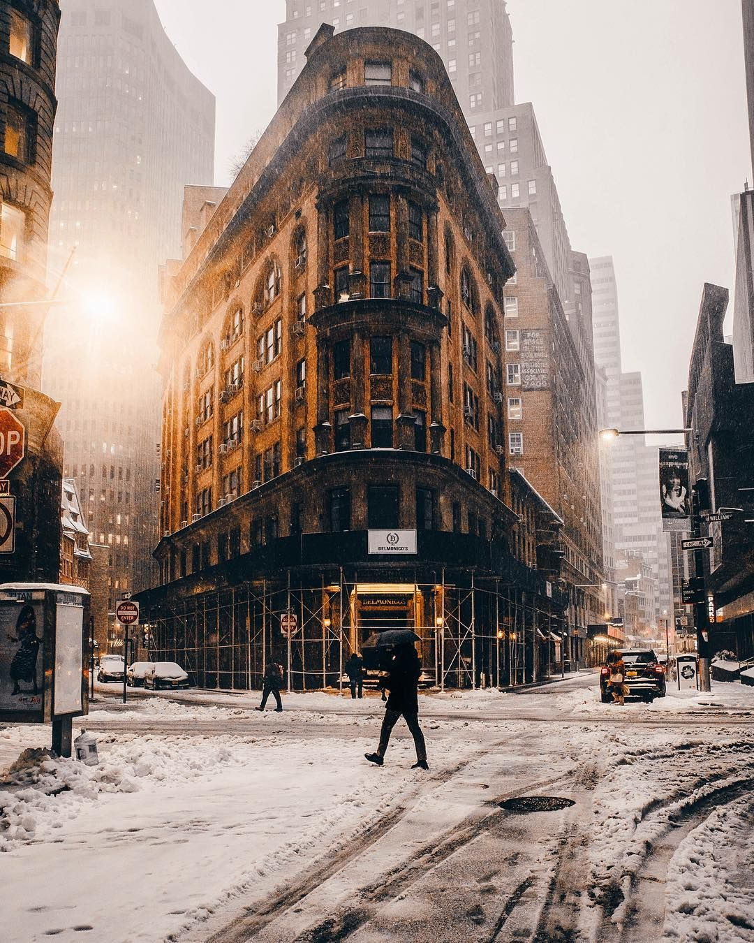Inspiration for any city shots you do during your travels. Vibrant Street Photographs of New York City by Henry Kornaros.