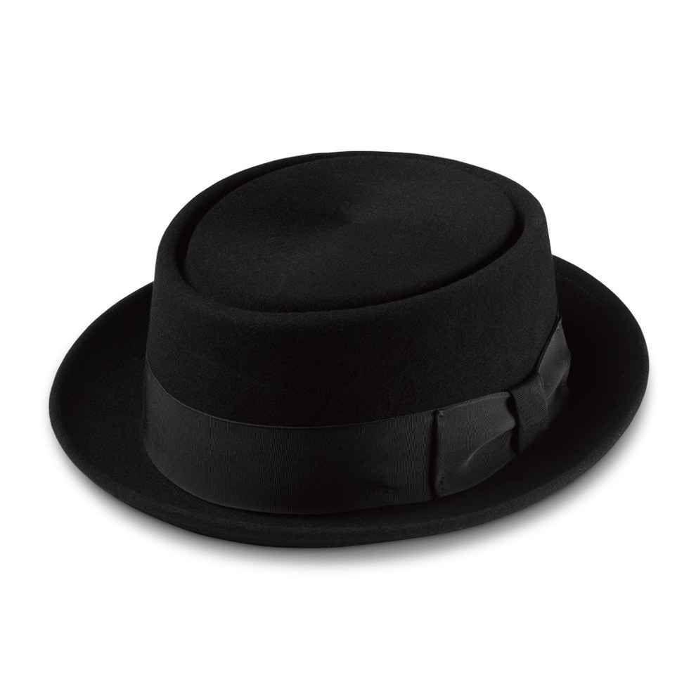 Heisenberg's official black pork pie hat: