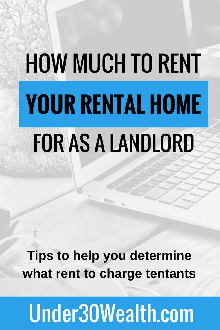 How Much Should You Charge For Renting Out Your House Real