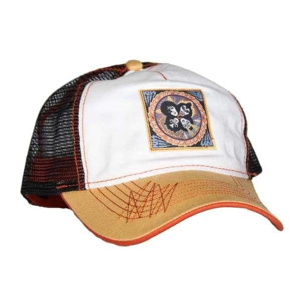 a731c2c8e1722 KISS Rock and Roll Mesh Back Trucker Hat