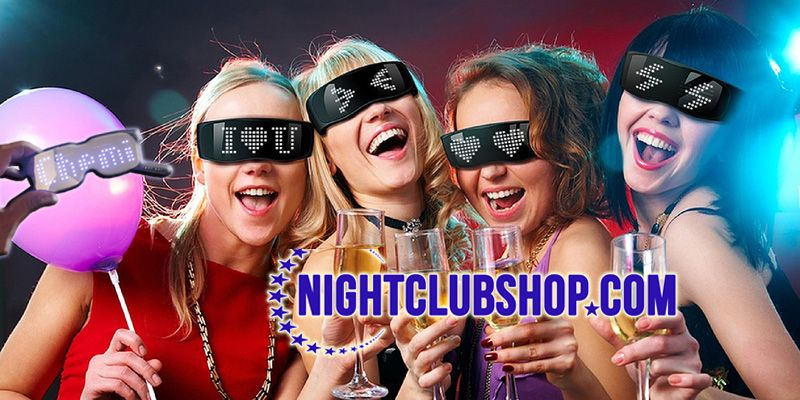 13785279f6f Chemion - bluetooth led glasses - smart led lcd video billboard ...