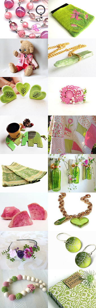 Spring ♥ 201 by Andrea on Etsy--Pinned with TreasuryPin.com