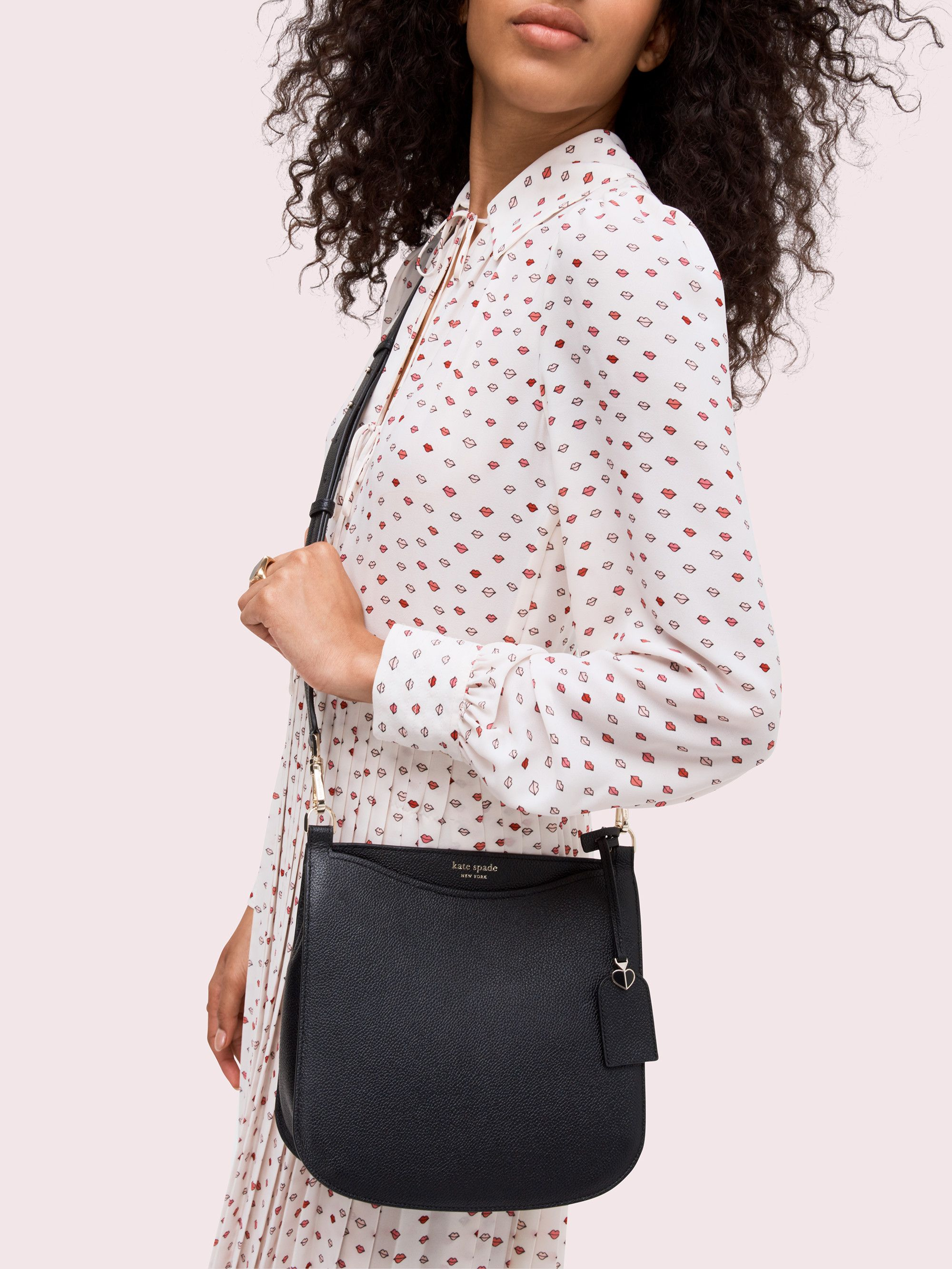 5f9e00d7c Margaux large crossbody in 2019   Serving looks   Leather luggage ...