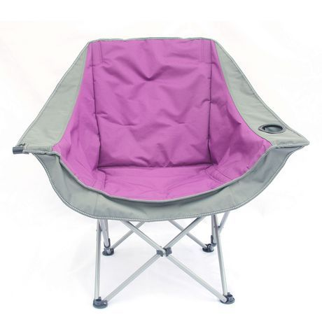 Oversize Padded Moon Chair | Walmart.ca ~ Looks Comfy!
