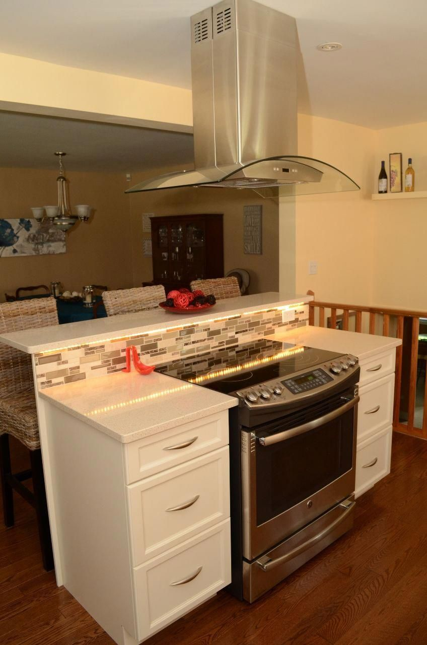Large Kitchen Remodeling Before And After