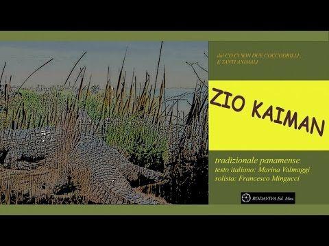 Francesco Mingucci - ZIO KAIMAN - YouTube