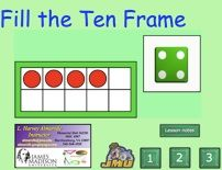 Many great number sense lessons for the smartboard