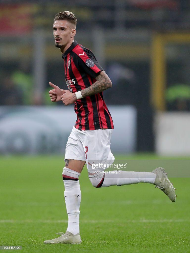 Samu Castillejo Ac Milan Best Player Milan