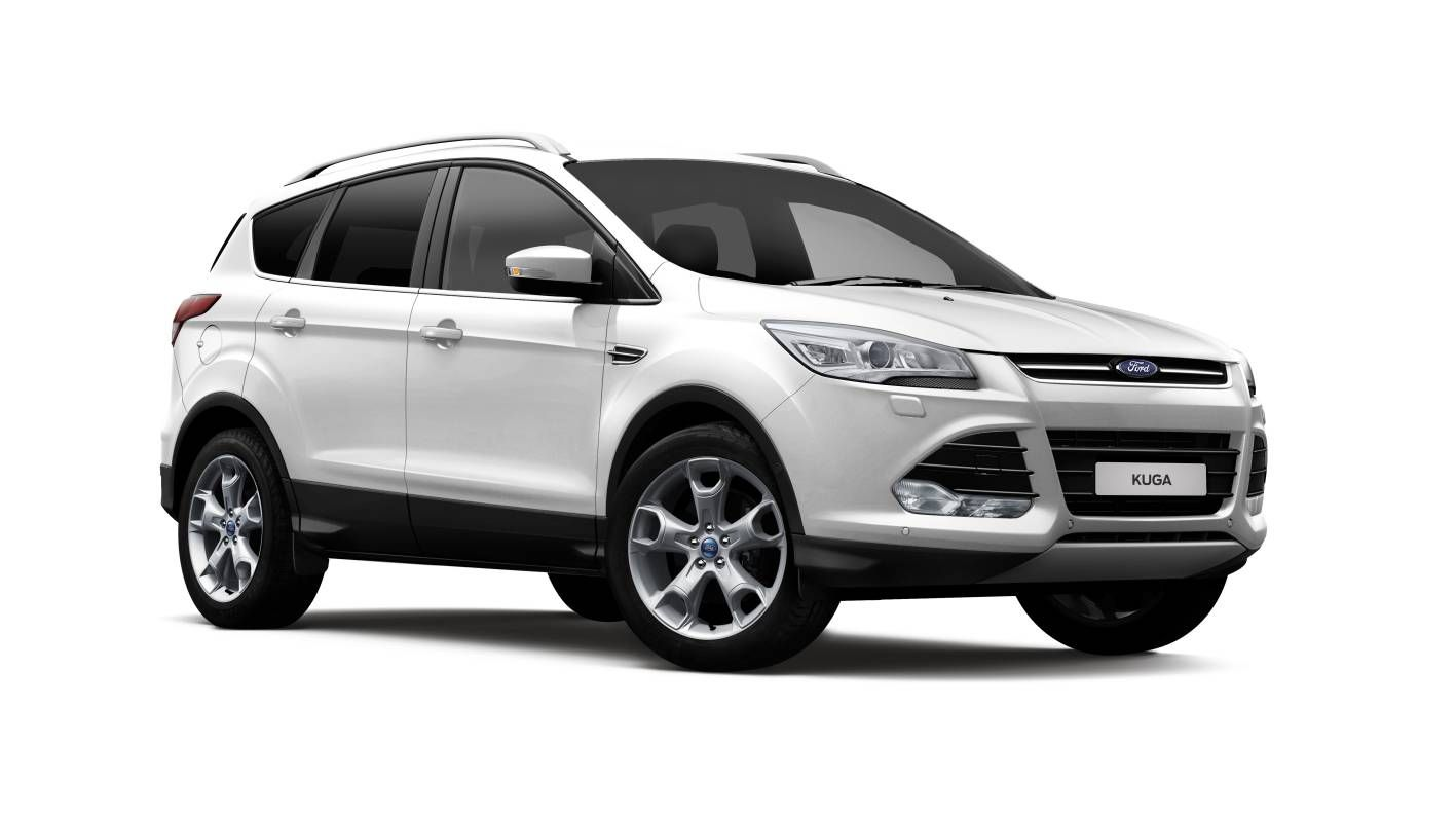 Nearly 9 000 Ford Kuga Suvs Recalled Over Seat Belt Issue Ford