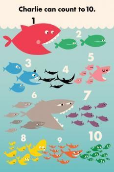 Number Fish