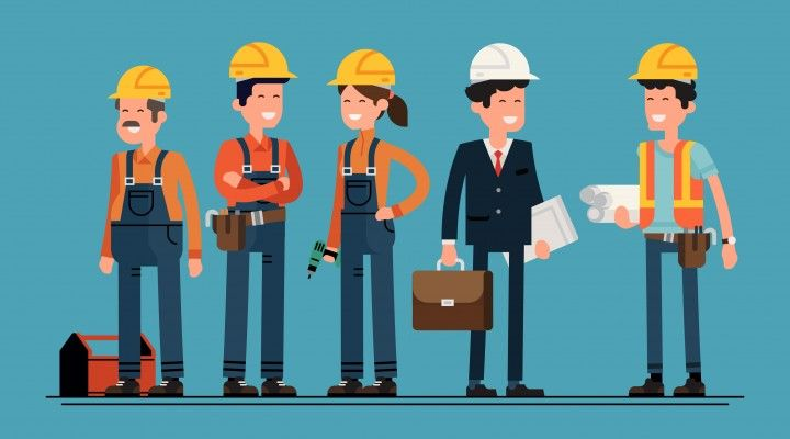 11 Professionals To Hire Beyond Your Moving Company Construction Worker Civil Engineering Engineering