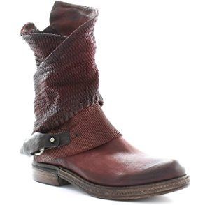 A.S.98 Stiefelette Nova 719213 101 Amaranto 40 | shoes