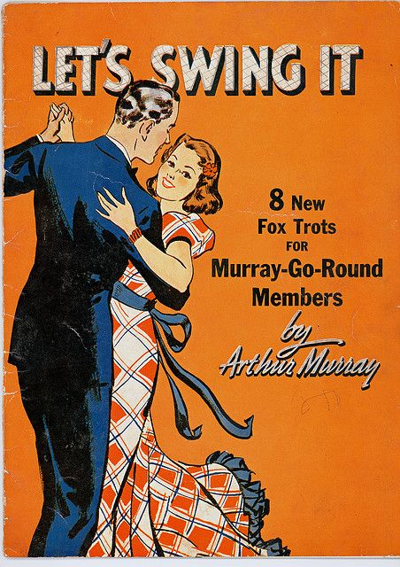 cover to arthur murrays lets swing it oh lindy hop pinterest rh pinterest co uk Country Swing Dancing ballroom dancing manual