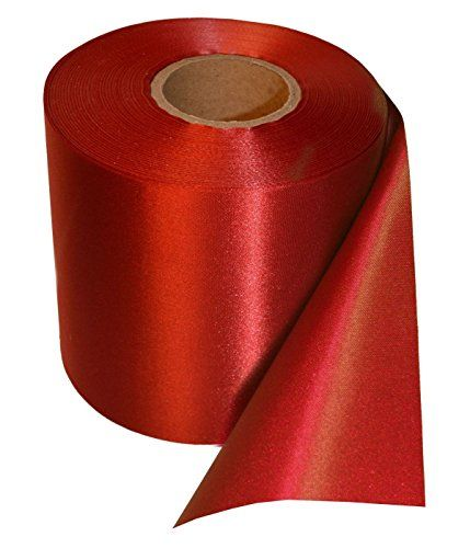 Satin Ribbon Blue Red Green And Orange 25 Inches 50 Yds Red ** For more information, visit image link.(It is Amazon affiliate link) #stars