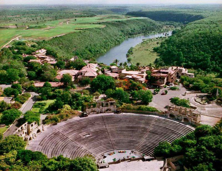 Altos de Chavon, Dominican Republic