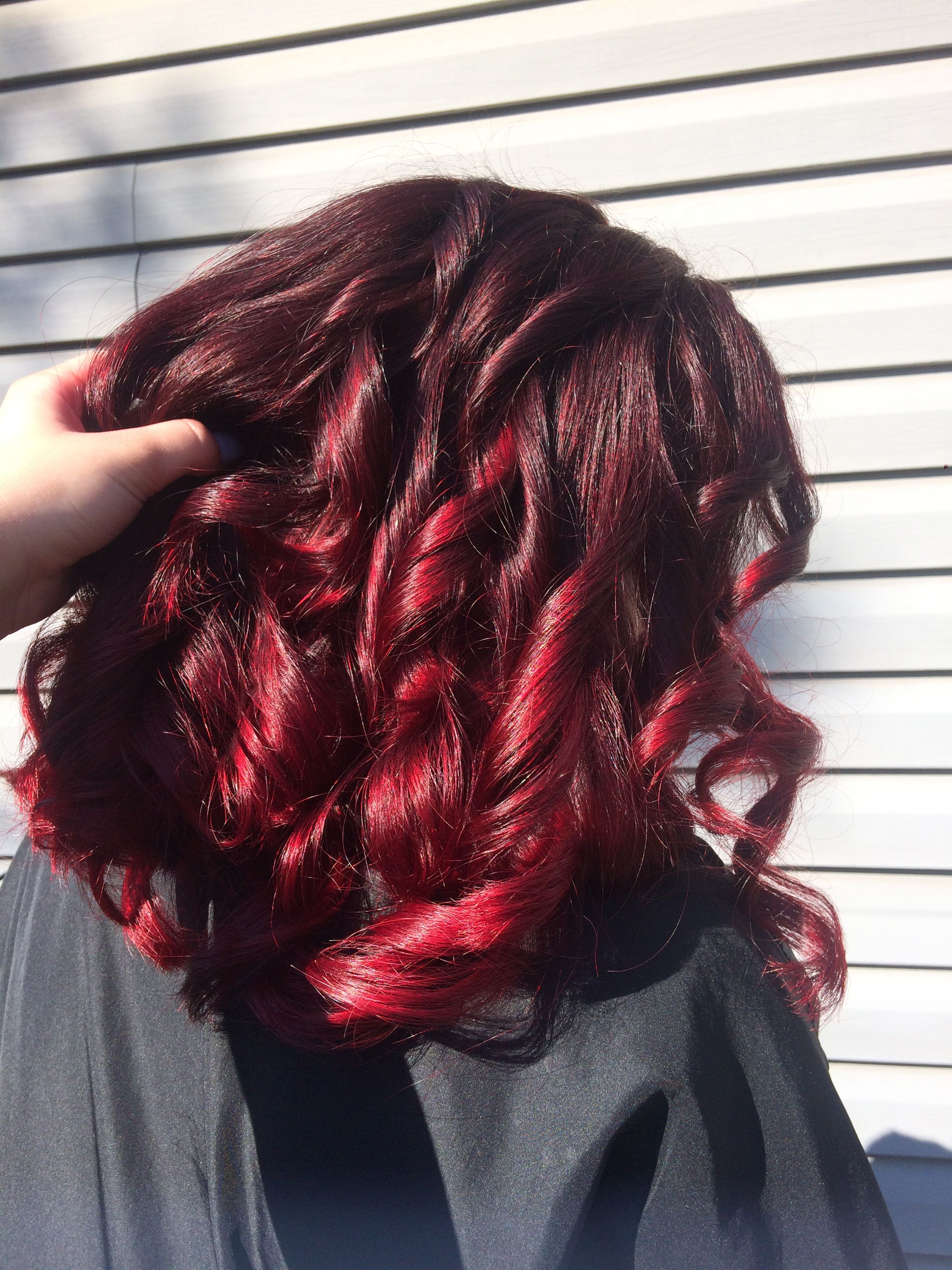 Red Hot Professional Hairstylist Hair Care Products Professional Hair Salon
