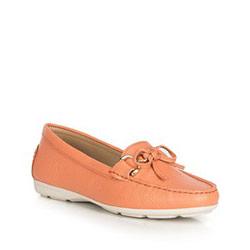 Damskie Mokasyny Skorzane Pastelowe Wittchen Loafers Boat Shoes Sperry Boat Shoe