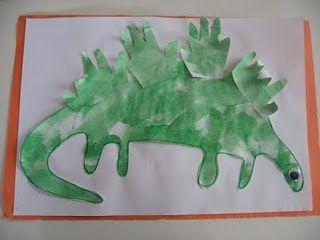 Dinosaur crafts and ideas