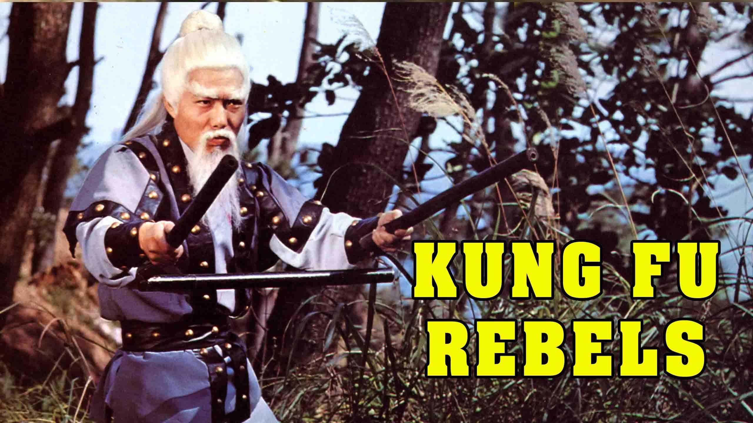 Wu Tang Collection Kung Fu Rebels Wu tang collection