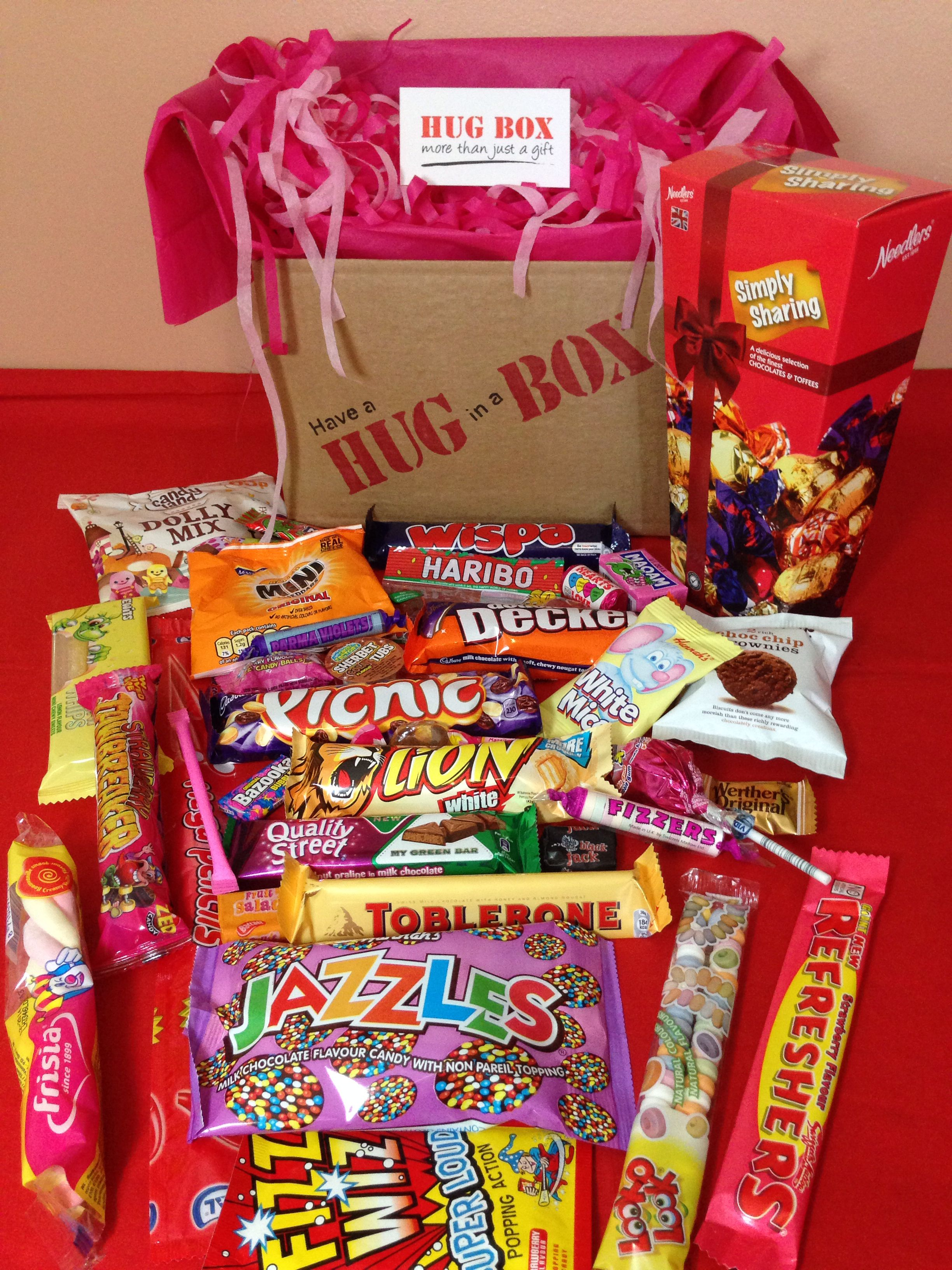 Have a HUG in a BOX delivered to someone special! ) £14