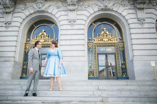 Samantha Mark S City Hall Wedding And Restaurant Reception