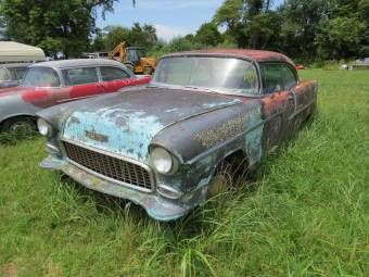 1955 Chevrolet Bel Air 1955 Chevy Bel Air Chevrolet Bel Air Chevy For Sale