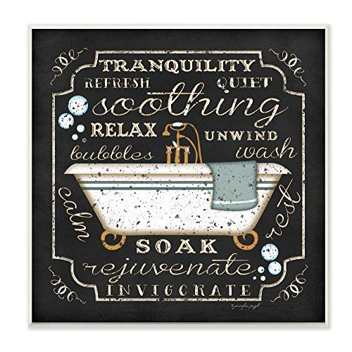 Find This Pin And More On Bathroom Decor By Mydecorliving. The Stupell Home  Decor Collection Tranquility ...