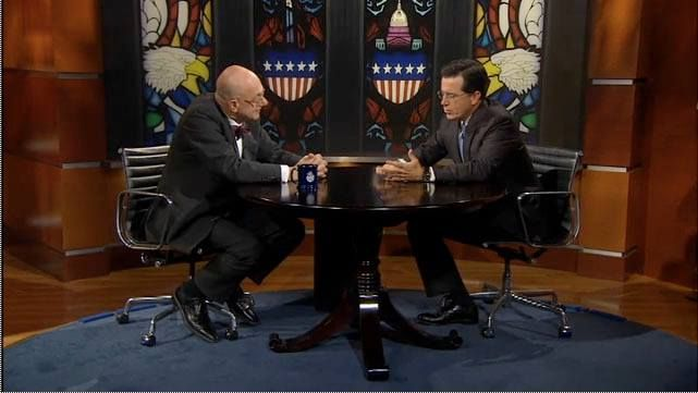 Blast from the past! One of our favorite videos—President Botstein on the Colbert Report: http://www.payscale.com/research/US/School=Bard_College/Salary