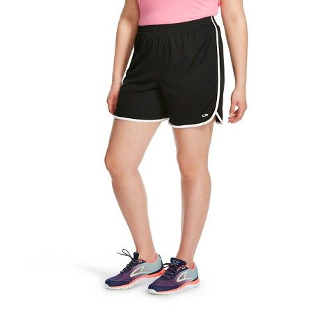 5dfdf372e109 C9 Champion® Women s Plus-Size Sport Shorts   Target
