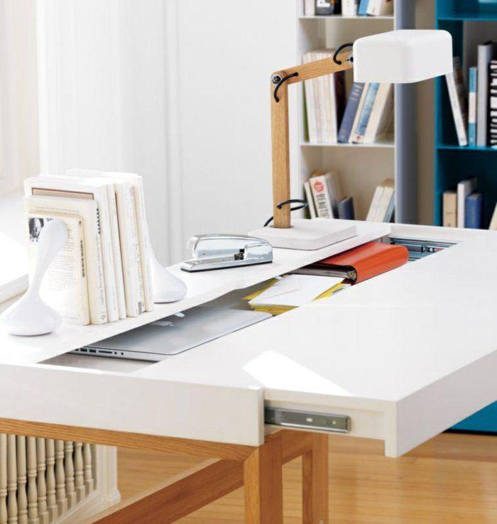 Designer Schreibtischlen coole schreibtische 21 beispiele für kreative arbeitstische