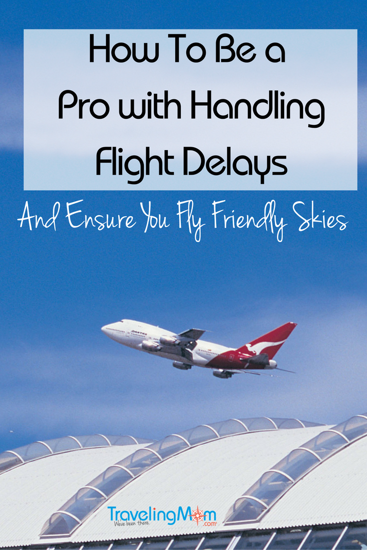What To Do When Your Flight Is Delayed Air Travel Tips Travel