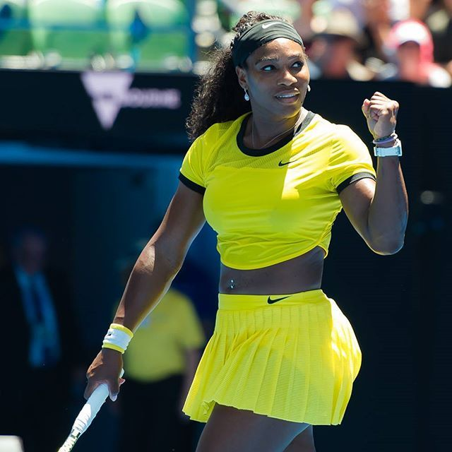 Zhang Does It Again Upsets Cornet And Says I Don T Want To Stop Right Now Venus And Serena Williams Serena Williams Tennis Serena Williams Body